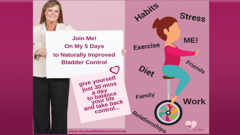 5 Days To Naturally Improved Bladder Control